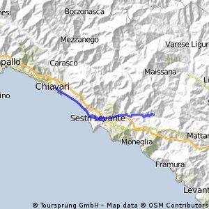 Italian climb and speed