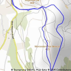 Roundtour Malvern Hills