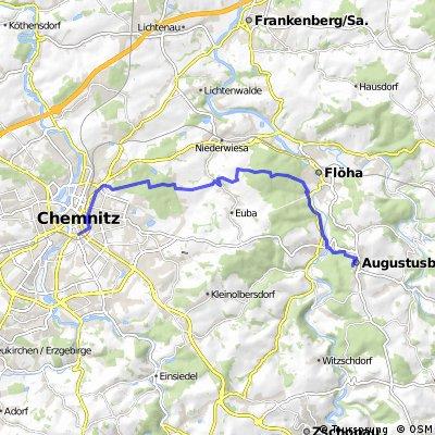 Chemnitz - Augustusburg #3