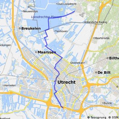 Loosdrecht - Utrecht RWS vv Alt