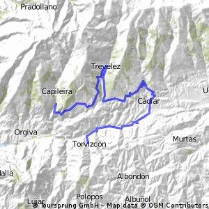 Pampaneira - Torvizcón