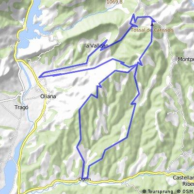 Masia de Solanes - Oliana - Ogern - Masia de Solanes