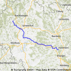 8 tappa Bergamo-Nordkapp