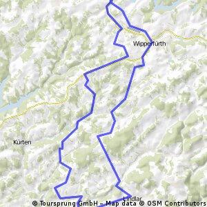 Hückeswagen - Waldbruch