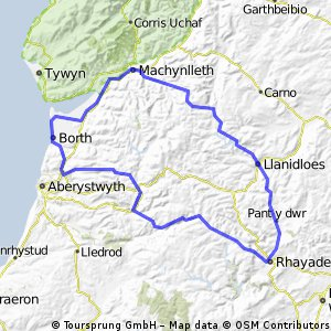 Best Ride in Wales CLONED FROM ROUTE 913035
