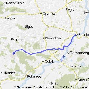 Staszów-Sandomierz