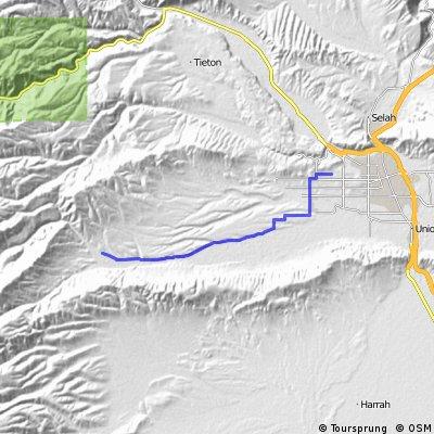 Tampico Route
