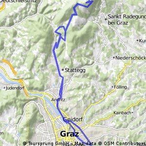 Graz - Schoeckl - Graz