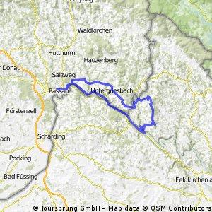 Ameisbergtour