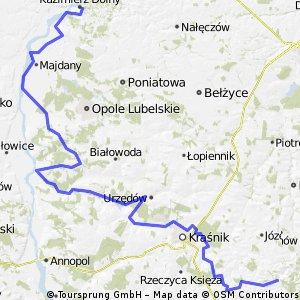 Egzotyczna Polska 2012 - dzień 11 - Batorz - Kazimierz Dolny