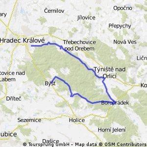 Hradec Králové - Býšť