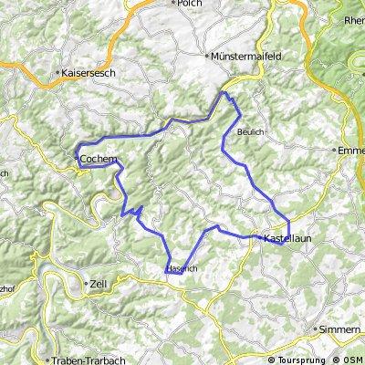 Cochem nach Cochem 3 (88Km)
