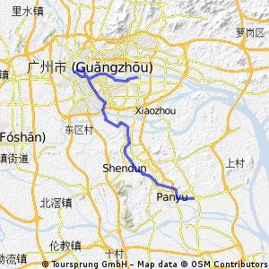 23-07-2011番禺至廣州