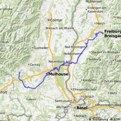 Freiburg-Lyon-Geneve 1
