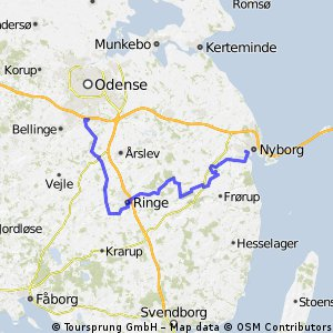 Nyborg-Odense CLONED FROM ROUTE 860076