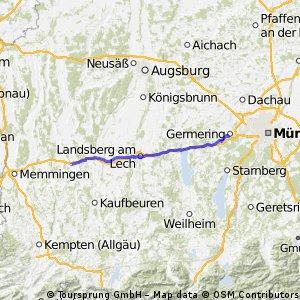 Mindelheim Germering