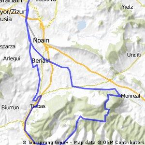 A la Higa por la Sierra de Alaiz