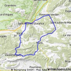 Sainte-Victoire / Verdon
