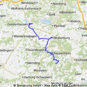 11/5 Gunzenhausen - Mörnsheim