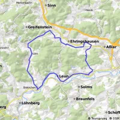 Ulmtal - Grube Fortuna