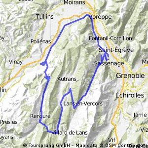 Grenoble - Vercors 2