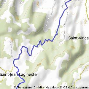 Saint-Céré - Mont Saint-Joseph