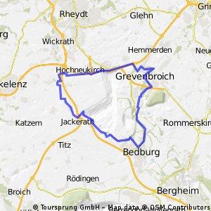 Rund um Garzweiler 2