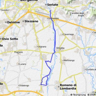 Morengo-Seriate-Morengo nel Serio