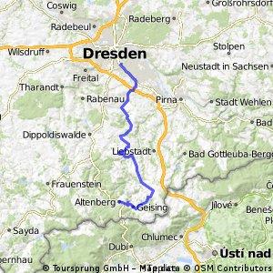 Dresden - Altenberg