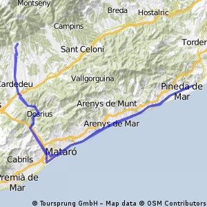 Canoves - Santa Susana - Canoves