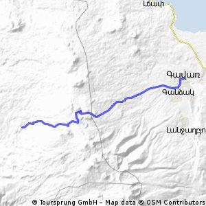 2.Tour MB Armenien mit Hauser exkursionen