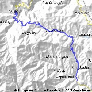 6.Tour MB Armenien mit Hauser exkursionen