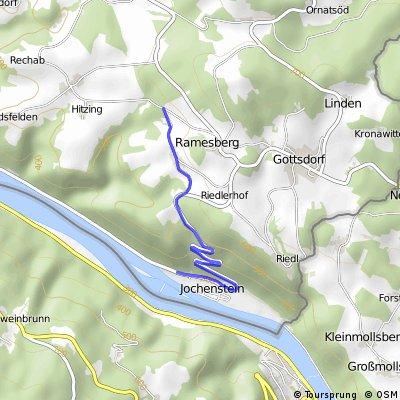 Jochensteiner Bergstrecke