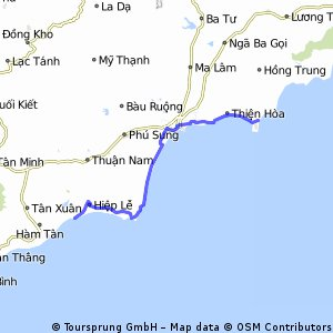 Mui Ne - Binh Chau 1. Tag