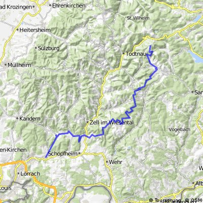 Herzogenhorn-Hirzenboden-Hochkopf-Stei