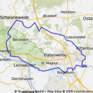 Schwanewede Ritterhude Vegesack CLONED FROM ROUTE 58006