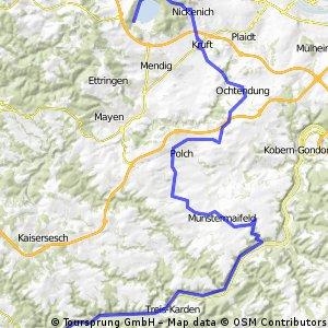 Cochem- Laacher See (67Km)