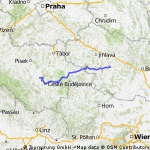 První výprava do Čech