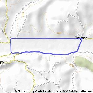 Course Tayrac 2010