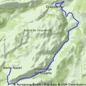 Grazalema-Benaocaz