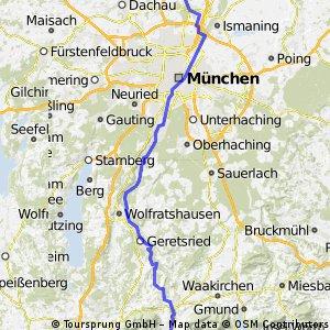 München - Garmisch - Part 1