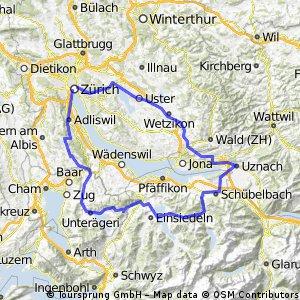 Grosse Zürichseerunde