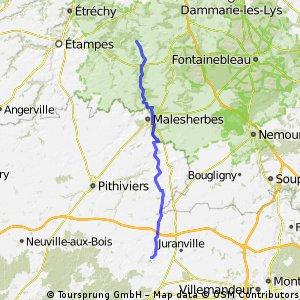 Boutigny - Saint-Loup des Vignes
