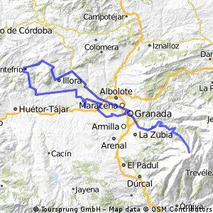 Granada- Pico de Veleta
