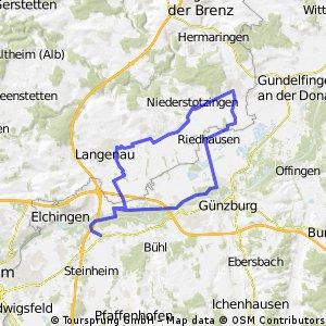 Nersingen - Gundelfinger Ried