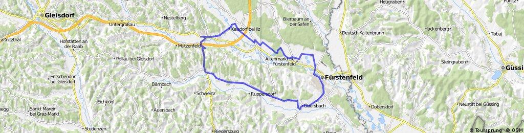 Runde Ilz-Fürstenfeld-Söchau