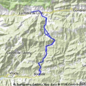 Borredà - LaPobla de Lillet - Borredà