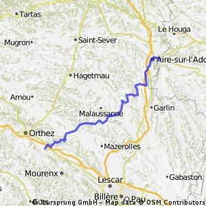 Santiago - 03. Etappe