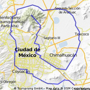 Mexiko Tour 21