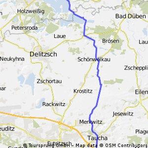 Engelsdorf - Großer Goitzschesee